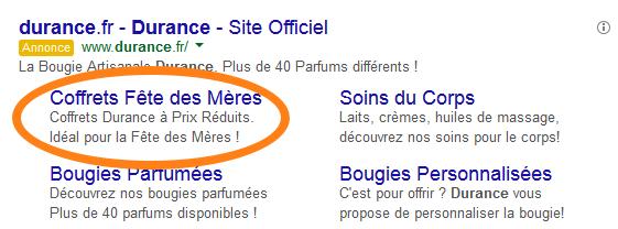 Bougies Durance