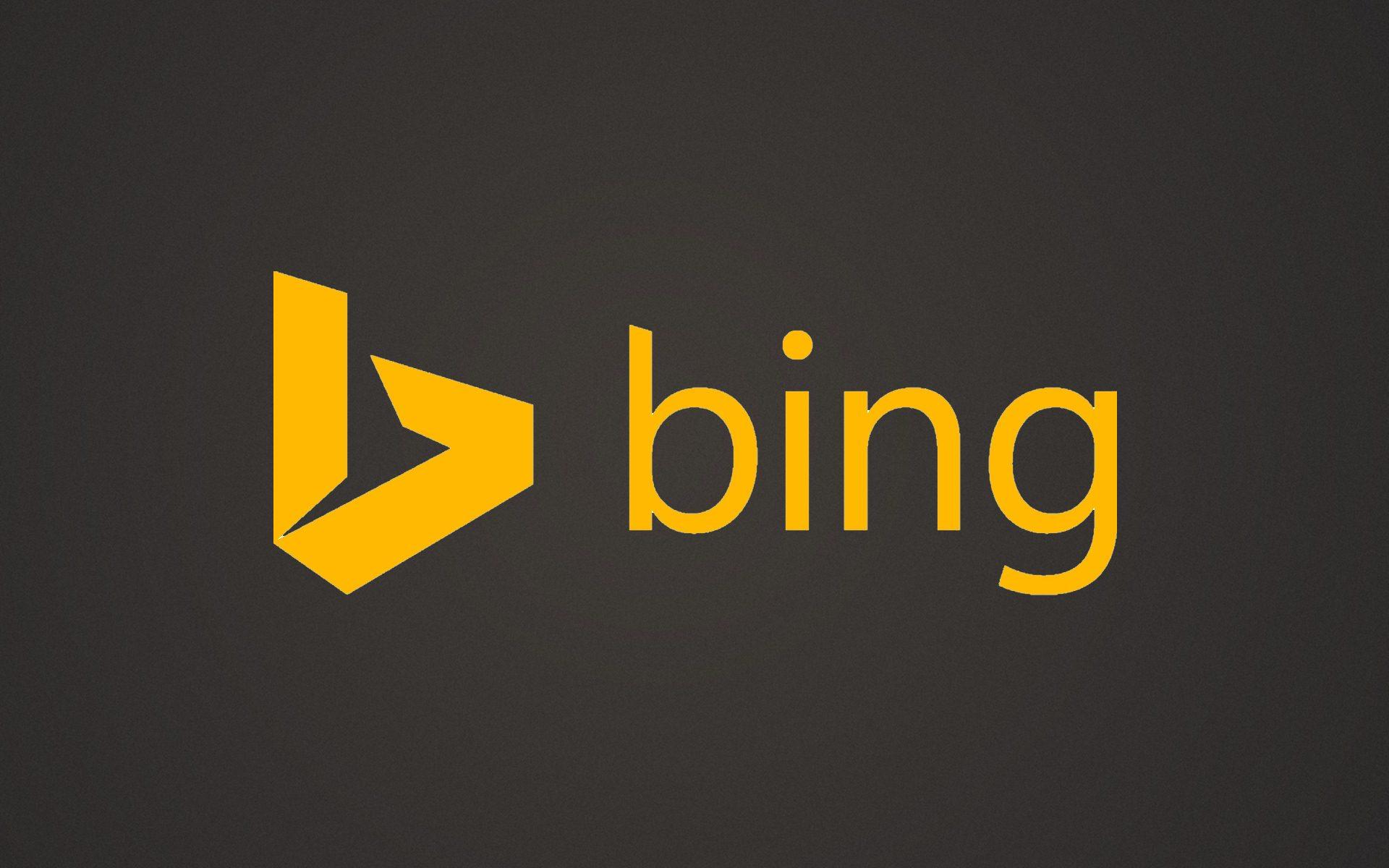 recherche bing