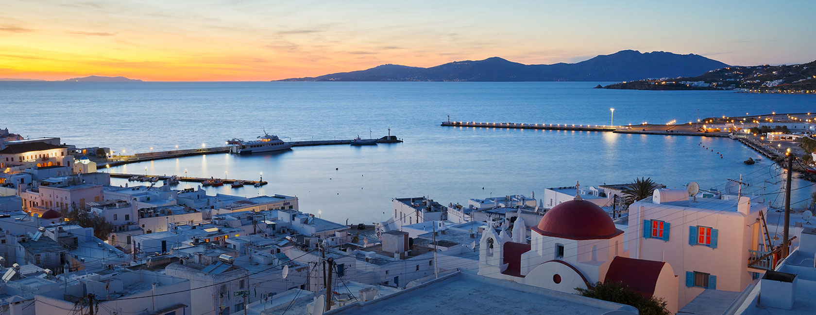 Summer meeting 2016: The Cyclades