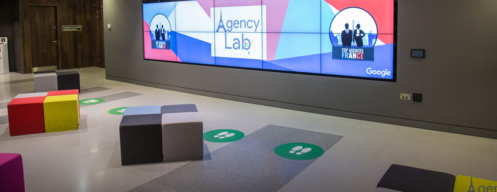 Google Agency Lab 2015