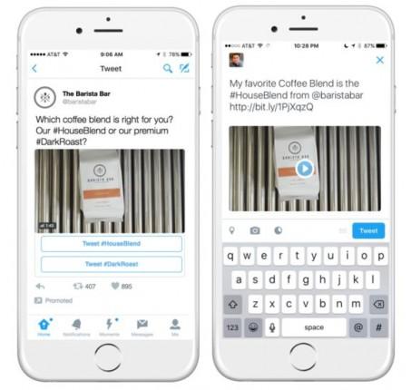 twitter convertionnal ads
