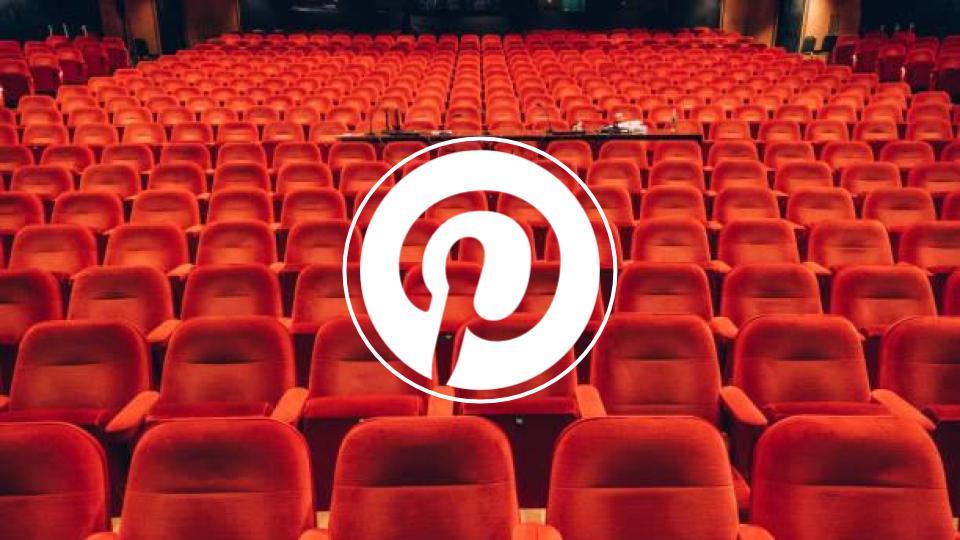 vidéos sponsorisés pinterest