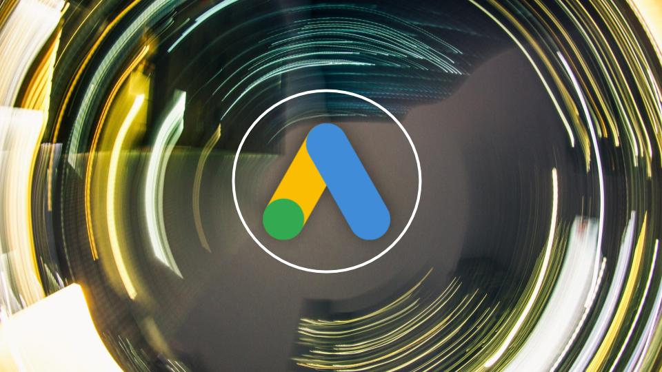 google ads swirl