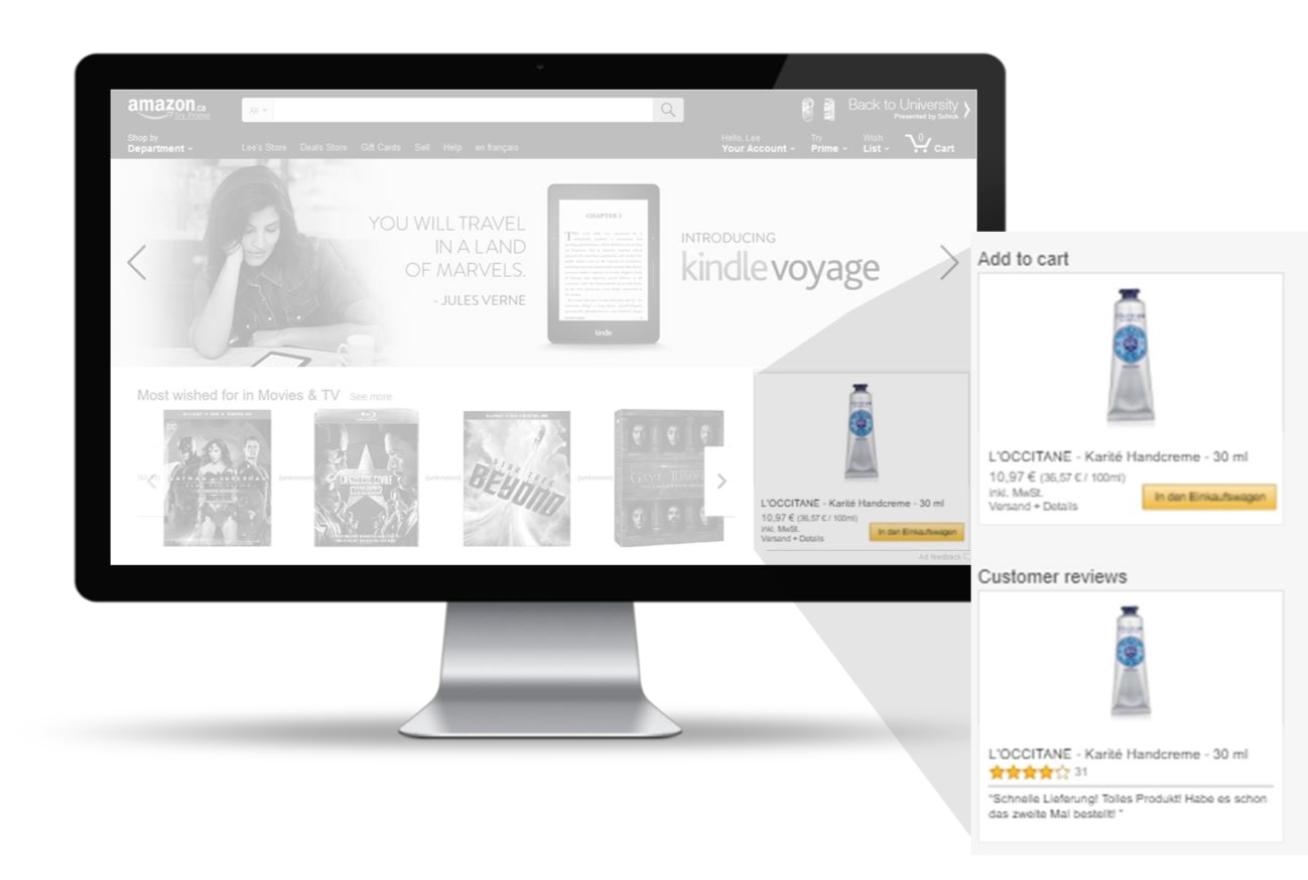 Dynamic eCommerce Ads
