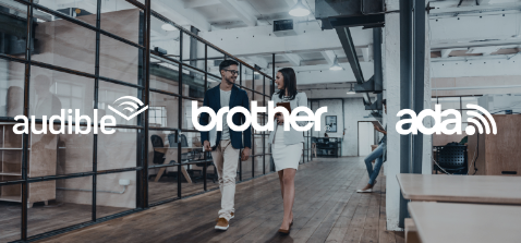 ADA, BROTHER ET AUDIBLE DANS L'ESCARCELLE D'AD'S UP CONSULTING